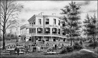 Views Of Old Philadelphia Watercolors By Benjamin R Evans