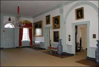 Hampton Mansion - The Great Hall