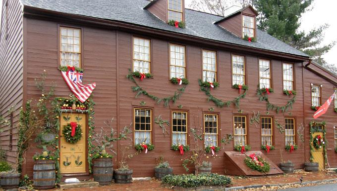 Colonial Sense Architecture Towns Marietta Pa Tour