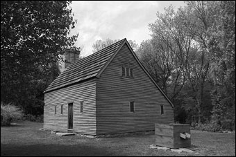 Historic New England Opens 36 Historic Properties  - Clemence-Irons House, 1691, Johnston, Rhode Island