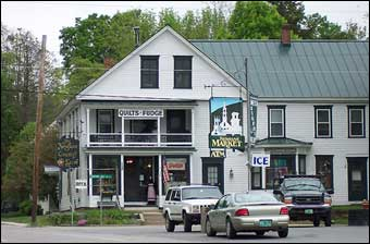 Newfane, VT Tour - The Newfane Market