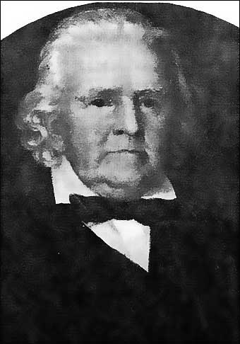 Stagville, NC - Paul Cameron (September 25, 1808-January 6, 1891)