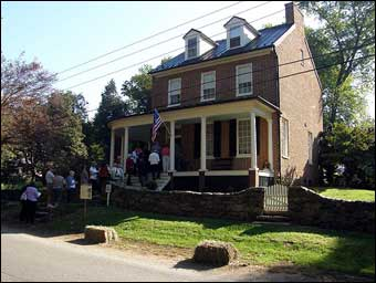 Waterford Homes Tour - The William Williams House