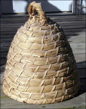 Bee Skep Picture