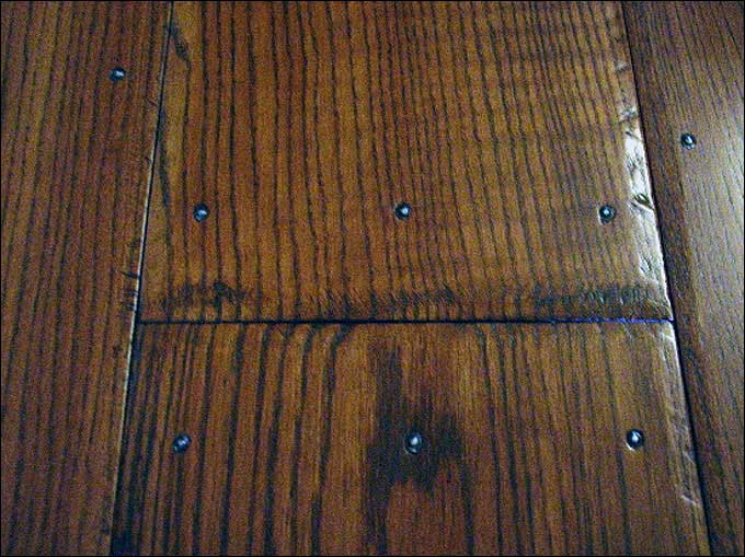 Using Pine Boards As Flooring ~ Colonial sense how to guides restoration pine
