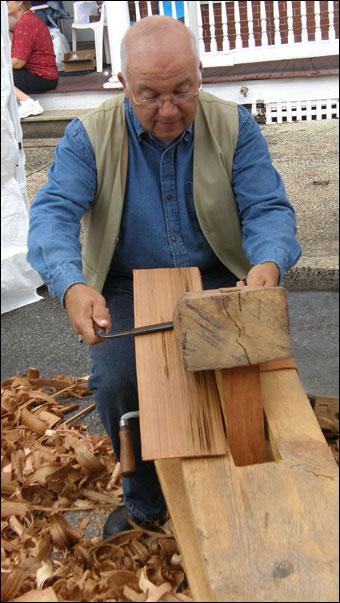 Colonial Sense How To Guides Restoration Shaker Shingles