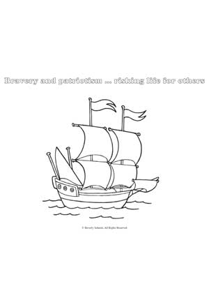 easy to draw boston tea party - Clip Art Library | 440x300